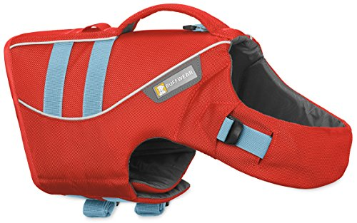 Float Coat Dog Life Jacket (RUFFWEAR SOCKEYE RED DOG FLOAT COAT ♦ NEW 2017 PREMIUM LIFE JACKET BUOYANT SECURE REFLECTIVE ♦ ALL SIZES (XS))