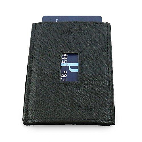 DASH Co. Slim Wallet 4.0 for Men - Travel RFID Blocking