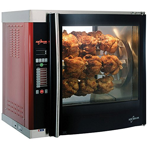 Alto-Shaam Double Pane Gas Rotisserie, ()