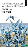 Poétique du récit par Barthes