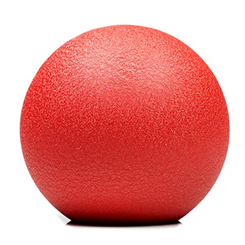Shift Solutions Co. SR 610 Grams Weighted Round Shift Knob (Wrinkle Red)