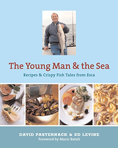 The Young Man and the Sea - In Raleigh Mall