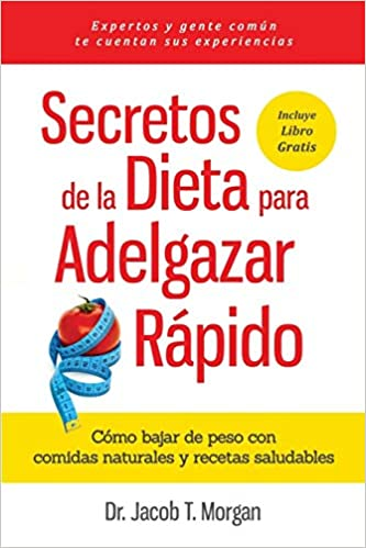 libro de recetas para bajar de peso