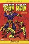 Iron Man : L'intégrale 1966 - 1968  par Stan Lee