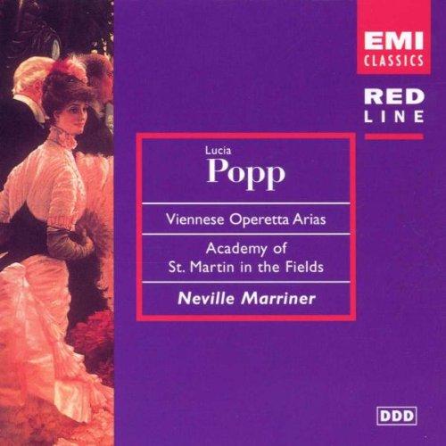 UPC 724356985322, Lucia Popp - Viennese Operetta Arias