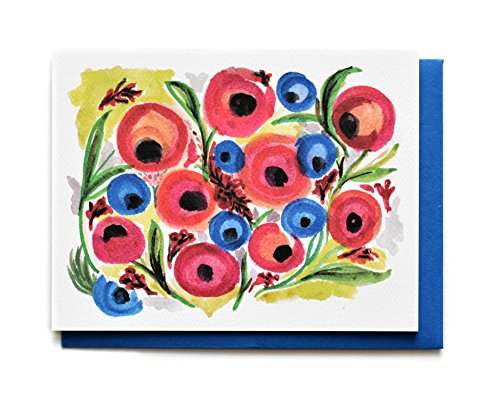 Forever Flowers All Occasion Card