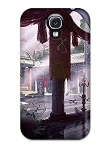Hot Tpye Assassins Creed Case Cover For Galaxy S4