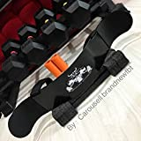 SKYBLUE Fitness Guru ARM BLASTER for BICEPS, Hand Support for Perfect Postion Indeed, Free SIZE (SKYBLUE-26, Multicolour)