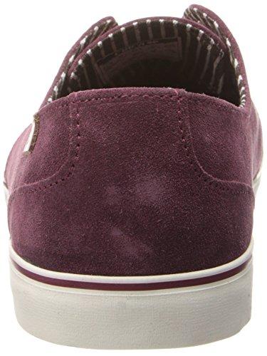 C1RCA Crip Unisex-Erwachsene Sneaker Rot (OXBL/ OXBLOOD)