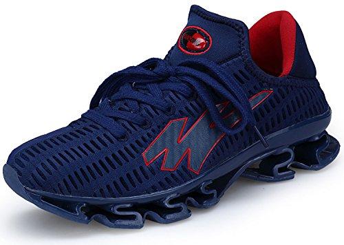 Les Chaussures De Course La Mode 39-45 Avec 20 Couleurs Bleu 2020 Hommes Joomra