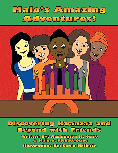 Malo's Amazing Adventures!  Discovering Kwanzaa and Beyond with Friends by FriesenPress (Image #2)