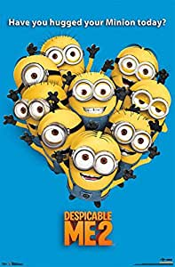 Despicable Me 2 Minions Movie Poster 22 x 34in
