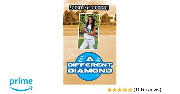 A Different Diamond Softball Star Volume 1 Jody Studdard