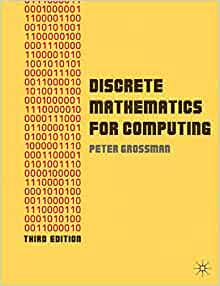 discrete mathematics for computing 3rd edition peter grossman pdf