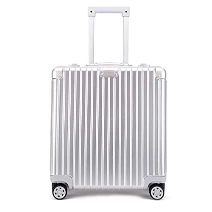 Amazon Com Xrxy Trolley Case Reinforce Aluminum Frame Solid Color