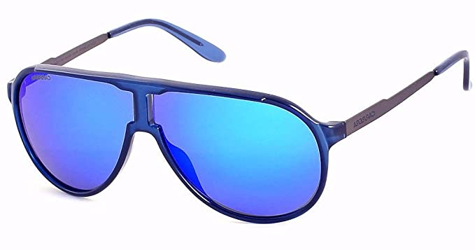 Carrera NEW Champion/S 8 FS azul gafas de sol: Amazon.es ...