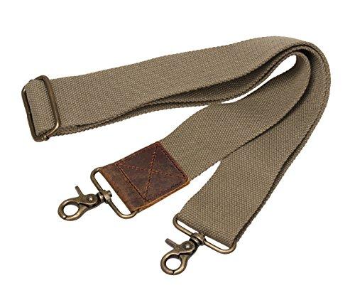 Iblue Adjustable Padded Shoulder Strap Luggage Briefcase Bag Strap #J-1