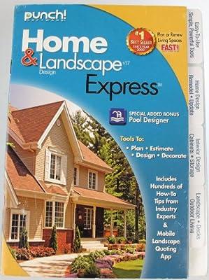 Home & Landscape Design Express V17 by Punch Software