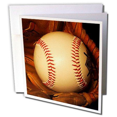 3dRose Baseball Greeting inches gc 4387 2