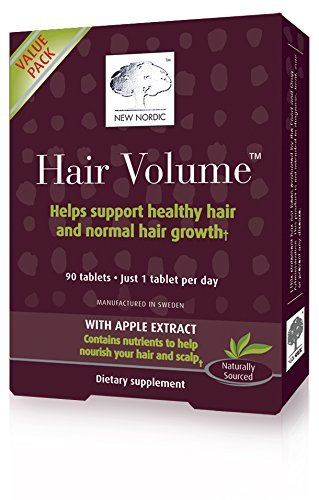New Nordic Hair Volume 90 Count by New Nordic