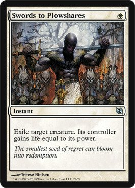 Magic: the Gathering - Swords to Plowshares - Duel Decks: Elspeth vs Tezzeret