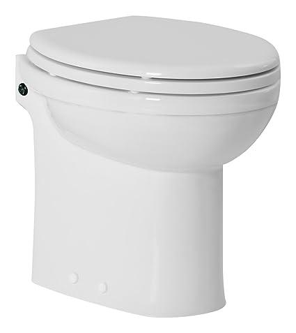 Planus Sibari WC con Trituratore, Bianco: Amazon.it: Fai da te