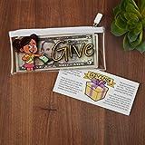 Give, Save, Spend Cash Envelopes for Kids-Budget
