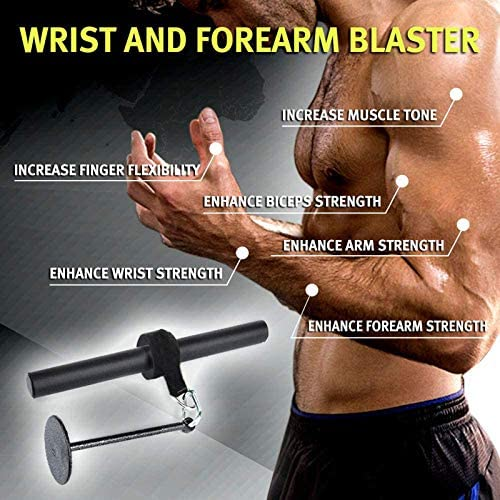 SHIPS FAST Iron Arms Hand and Forearm Muscle Workout Trainer Exerciser