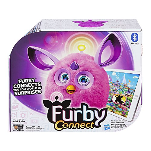 Review Hasbro Furby Connect Friend,