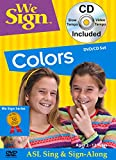 Colors DVD / CD Set