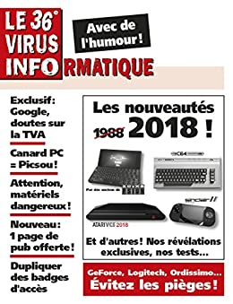 Le 36e Virus Informatique (Le Virus Informatique) (French Edition) by [Aichelbaum, Olivier, Gueulle, Patrick]