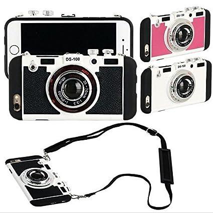 Amazon 2016 new cool 3d vintage camera phone case korean 2016 new cool 3d vintage camera phone case korean style fashion luxury new brand funda plastic sciox Gallery