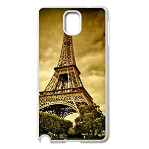 DDOUGS Paris Effie Tower Custom Cell Phone Case for Samsung Galaxy Note 3 N9000, Customised Paris Effie Tower Case