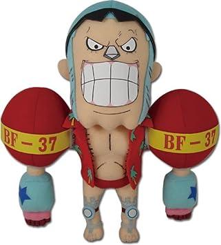 One Piece Peluche Franky 23cm