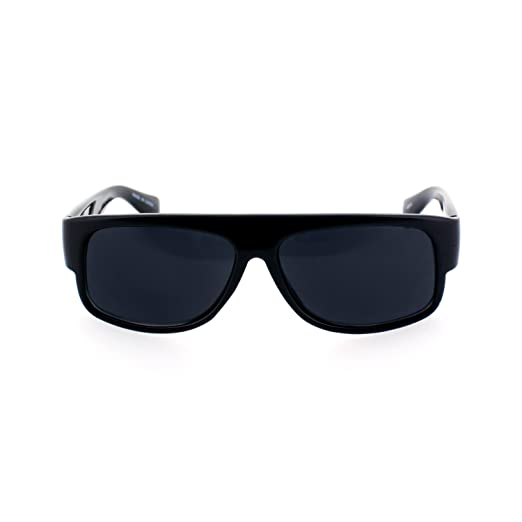 9e22362d32b Image Unavailable. Image not available for. Color  MLC EYEWEAR ® Original OG  Gangster Style Shades Sunglasses w  Super Dark Lens ...