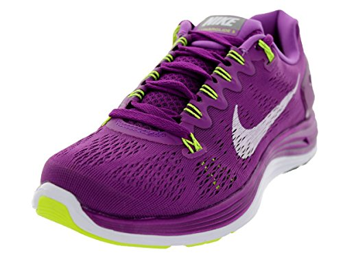 Nike Nike Lunarglide+ 5 Shield - Zapatillas de running Purple/white