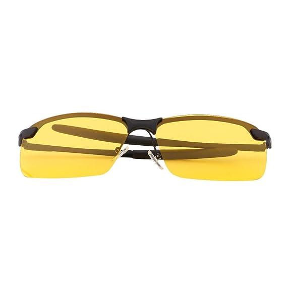 Visión Nocturna HD clásica Antirreflejos Gafas polarizadas antirreflectantes Gafas de Sol de conducción UV400 Gafas para