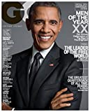 img - for GQ Magazine December 2015 Men of the Year: Barack Obama book / textbook / text book