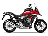 SHAD D0B36H0CX56IF-IN Honda CB500X 13-17 SH36 Cases, 3P Side Mount and Inner Bags