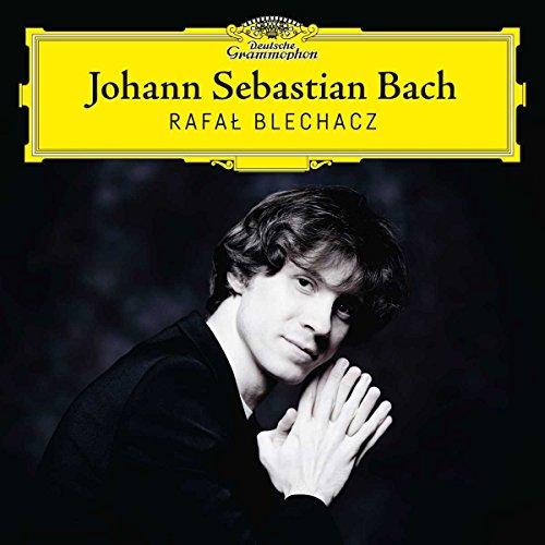 CD : Rafal Blechacz - Johann Sebastian Bach (CD)