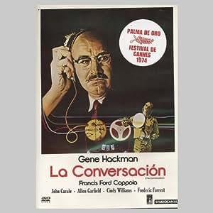 La Conversacion-the Conversati [Alemania] [DVD]