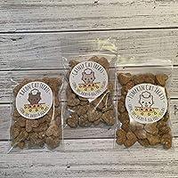 Cat Treats - Vegan Options - Hand Cut - 3 flavors - 3 bags per order