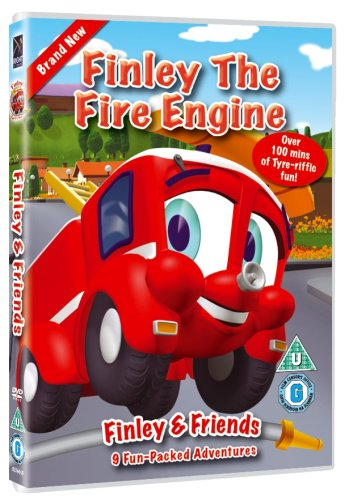 finley the fire engine - 2