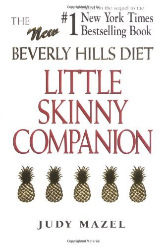 The New Beverly Hills Diet Little Skinny Companion by Judy Mazel - Shopping Beverly Hills Malls