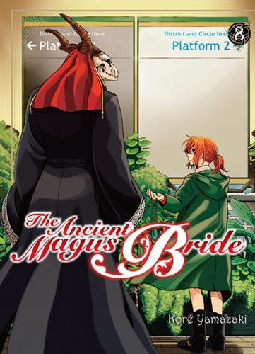 THE ANCIENT MAGUS BRIDE - TOME 8