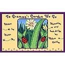 To Grammy's Garden We Go