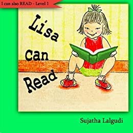 Early Readers Lisa Can Read Children Early Reader Books Level 1 Easy Reader Book Beginner Reading Books Level 1 Step Into Reading Book Series