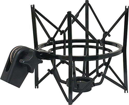 MXL 60B High-Isolation Shockmount, Black
