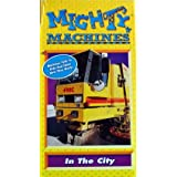 Mighty Machines In The City