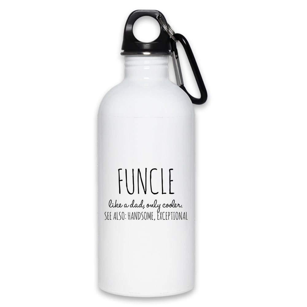Divertida botella de agua de 20 oz.: Amazon.es: Hogar
